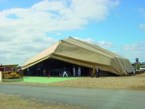 MSS (Military Shelter System)